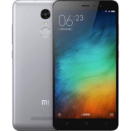 Xiaomi Redmi Note 3 2GB/16GB Dual SIM Gray: full