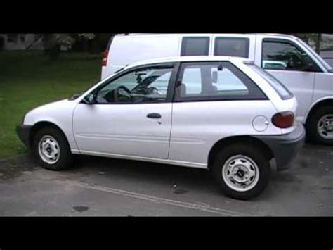 100+ mile geo metro | how to save money and do it yourself!