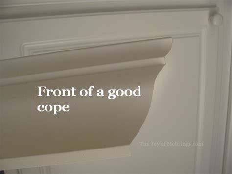 How To Put Up Crown Molding On Kitchen Cabinets Kitchen Crown Molding Installation The Last Goes In Images Frompo