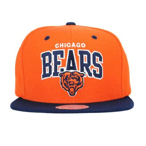 chicago colors chicago bears team colors the nfl arch with logo snapback