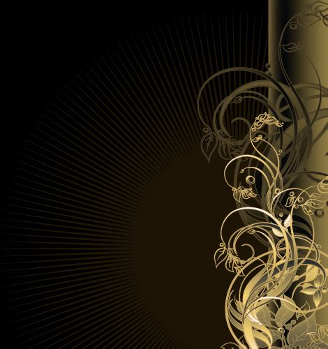 qmobile noir a9 themes free download gold floral vector backgrounds art free frames borders