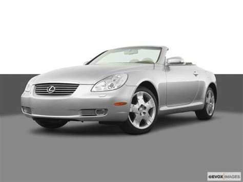 sell used 2005 lexus sc430 base convertible 2 door 4 3l