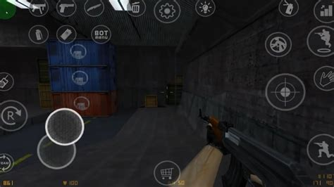 counter strike apk counter strike 1 6 port of the pc version on android