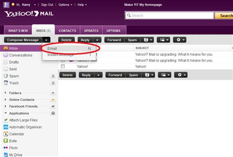 email yahoo help logo design tool free and online
