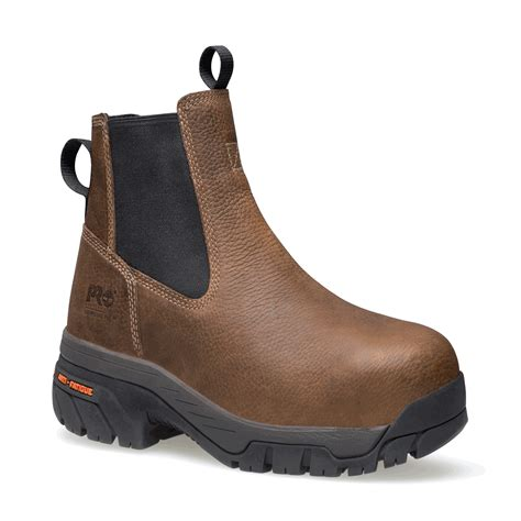 timberland mens pro helix esd composite toe boot