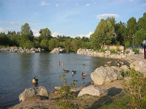 island park prince s island park calgary