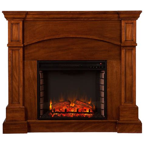 Rustic Electric Fireplace Guide Gear 174 Rustic Concealment Electric Fireplace 209367 Fireplaces At Sportsman S Guide