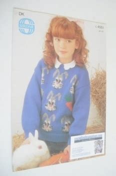 Rabbit Sweater Cc vintage knitting patterns buy sweater and