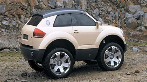 who makes the mini car who makes the smallest suvs and 4x4s autoevolution