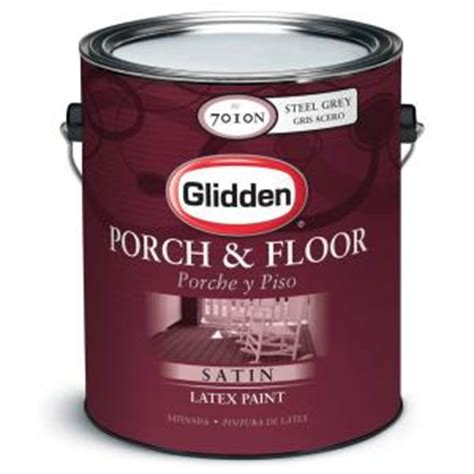 glidden porch and floor 1 gal satin interior