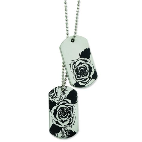 rose chain tattoo 58 chain 30 tag tattoos for masculine