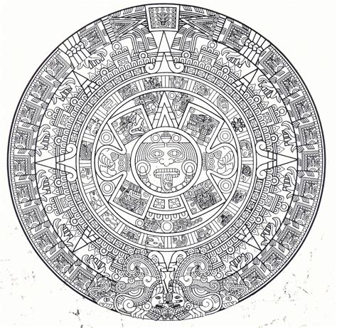 calendario azteca tattoo design aztec tattoos designs ideas and meaning tattoos for you