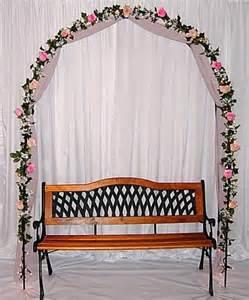 Wedding Arches On A Budget Ideas Para Decorar Fiesta De Boda Muestras De Arcos De Flores
