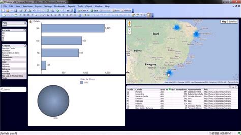 qlikview maps tutorial tutorial qlikview dashboard usando api google maps 5