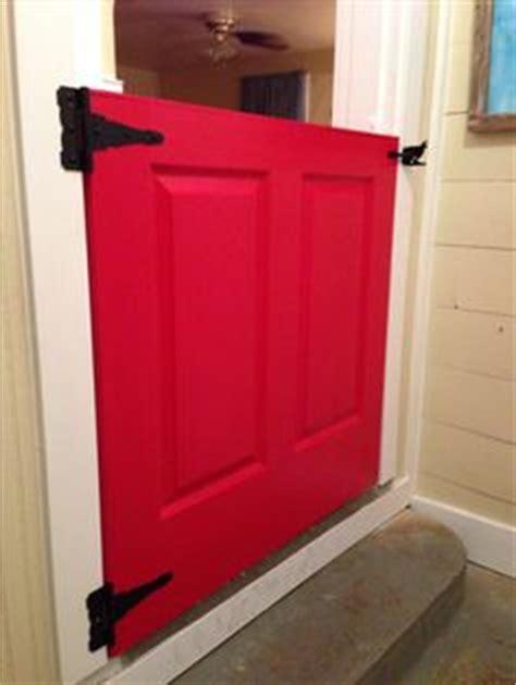 When Can A Baby Go In A Door Bouncer by Diy Door Half Door Style Baby Gate For Stairs So