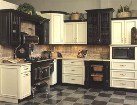 painted and stained kitchen cabinets mixing stained wood kitchen cabinetry with painted cabinets