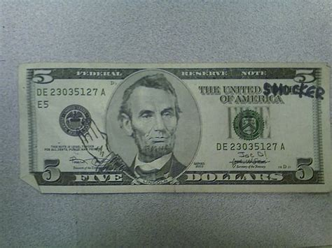 Does The Gi Bill Cover Mba by Compilation Of Defaced Bills 25 Pics Izismile