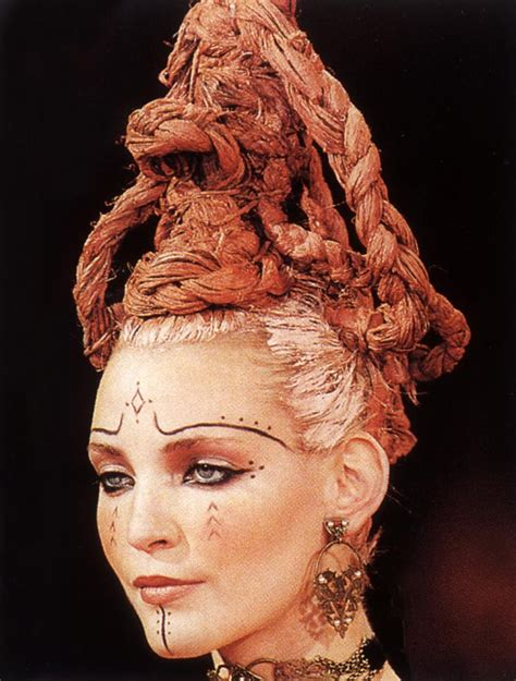 givenchy by john galliano fashion history the red list