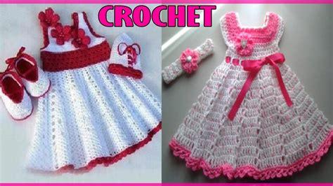 vestidos para bebes de tejido vestidos para ni 241 a bebe tejidos a crochet tutorial