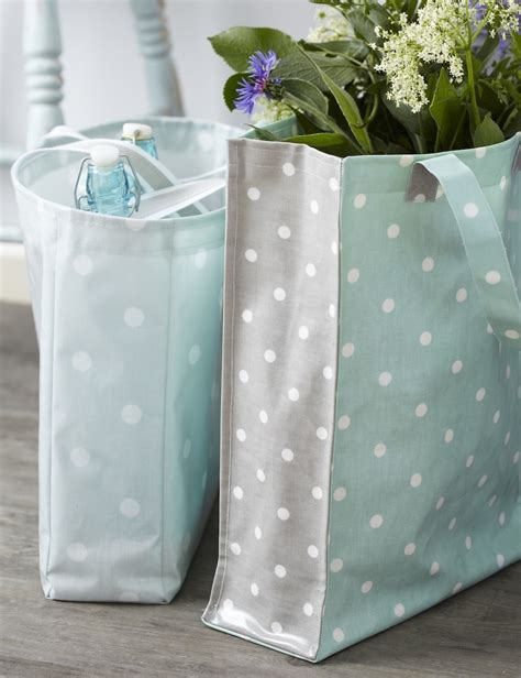 pattern for fabric grocery bags make do torie jayne diy shopper bag