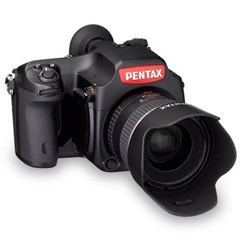 pentax 645z ir (infrared) medium format camera announced