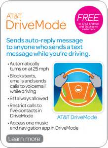 At T Drive Studio Connected Car Drivemode Curbing The Urge To Text While Driving Sue