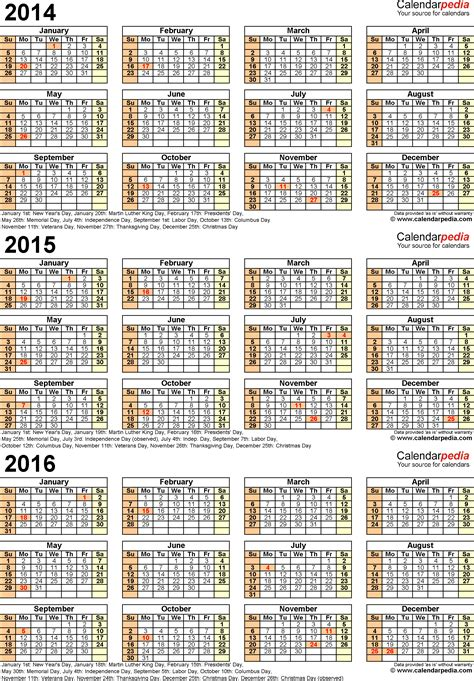 philofaxy free filofax diary inserts to print yearly calendars
