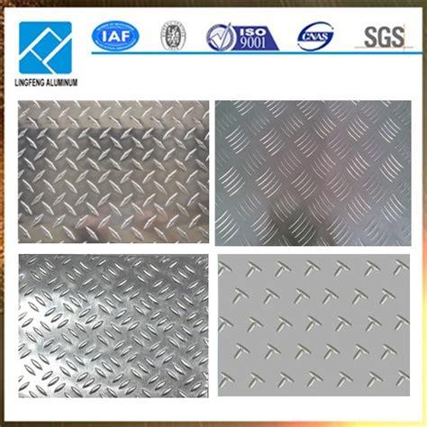 Aluminium Embossed Roofing factory metal roofing sheets prices aluminium plate