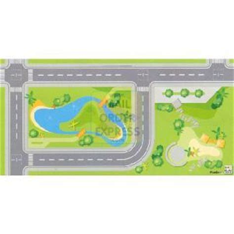 Plan Toys Play Mats by City Playmat