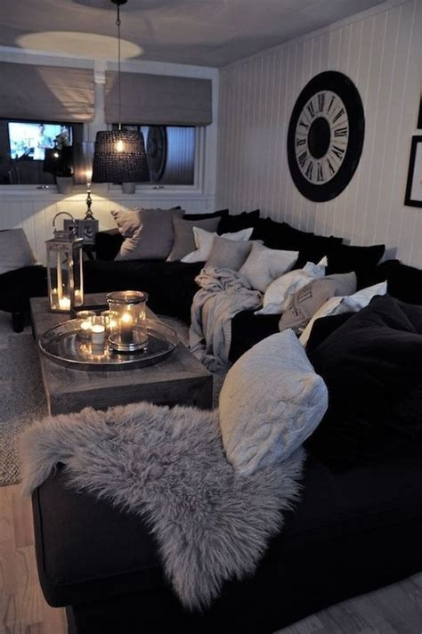 Living Room Decor And Black 1000 Ideas About White Living Rooms On Lounge