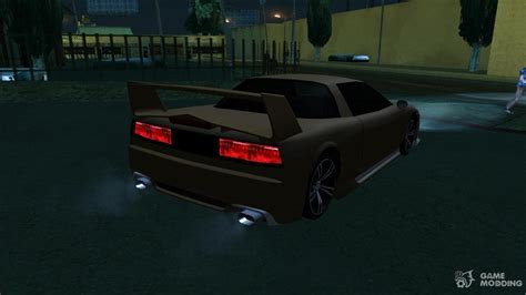 Mod Bmw Infernus by Infernus Revolution With Spoiler Bmw Without License Plate