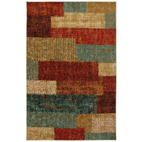 home accent rugs mohawk home 174 urban abstract 8x10 area rug 283803 rugs