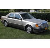 1992 Mercedes Benz 500E W124036 Front Rightjpg