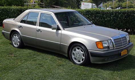 1990s lexus models 1990 mercedes w124 t model pictures information and