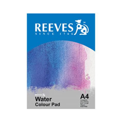 Sale Reeves Water Colour Pad A5 reeves water colour pad