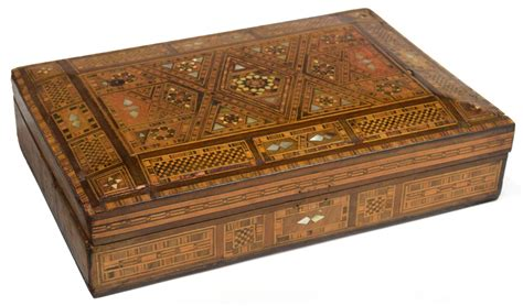 Of Pearl Dresser by Arabesque Inlaid Of Pearl Dresser Box Spectacular