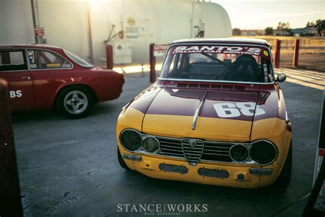 vintage alfa romeo race cars italian heritage anthony and fabrizio rimicci s alfa