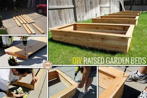 diy raised beds diy raised garden beds the owner builder network
