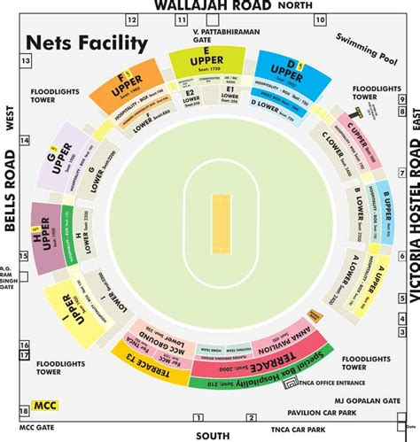 bookmyshow mohali chepauk stadium stadium layout seating plan india ongo