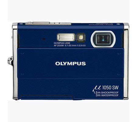 olympus mju 1050 sw : test complet appareil photo