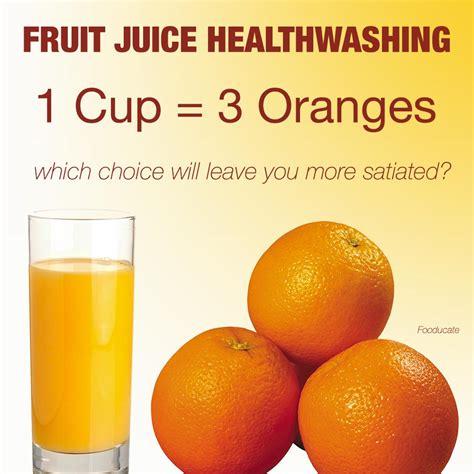 fruiti o juice no fruit juice is not the same as fruit fooducate