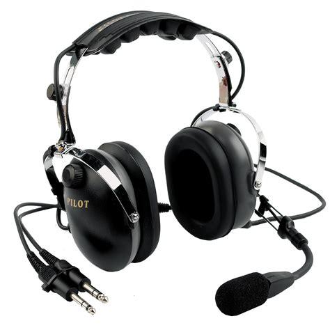 Headset Pilot pilot pa11 60 passive pilot headset with free headset