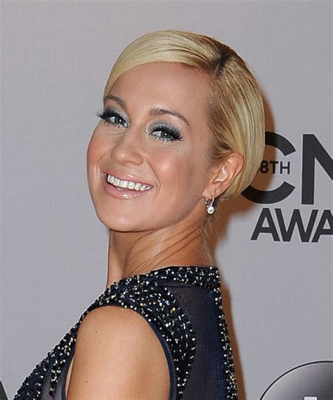kellie pickler haircut front and back view kellie pickler short straight formal hairstyle medium