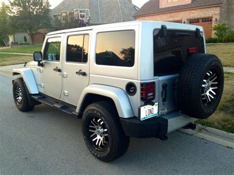 sell used 2011 jeep wrangler unlimited and