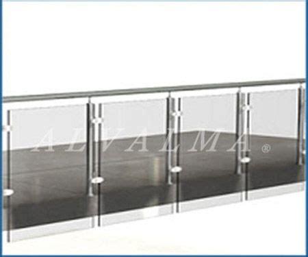 barandillas aluminio barandillas de aluminio en madrid