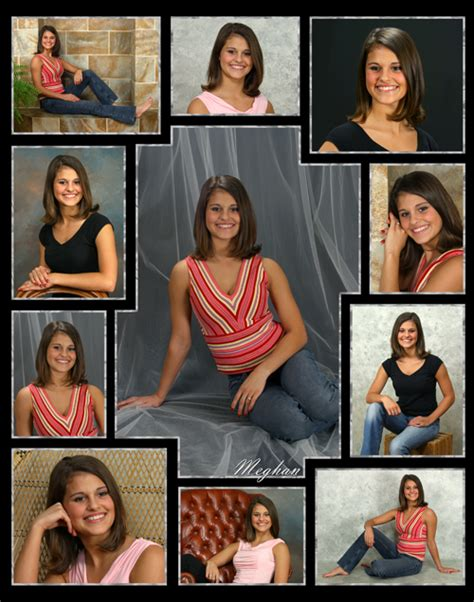 senior collage templates senior collage templates