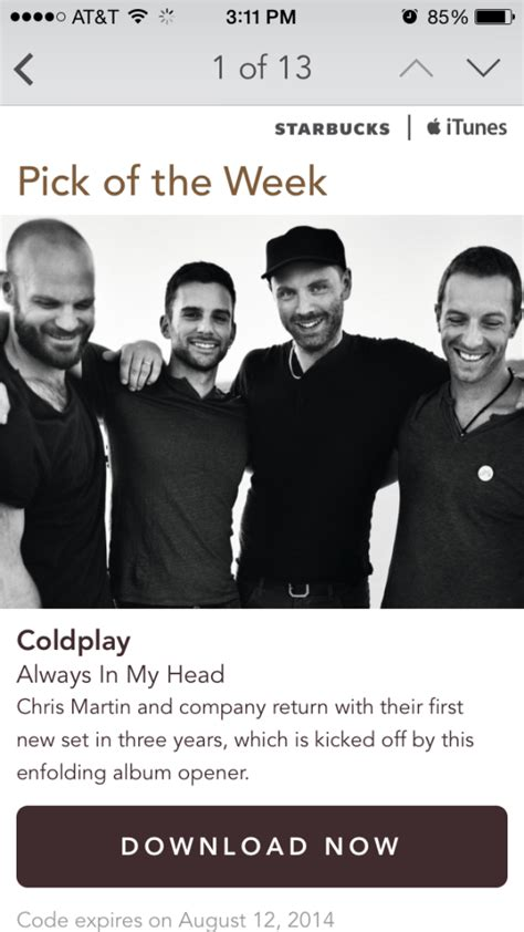 download mp3 coldplay always in my head free download coldplay s new song from ghost stories