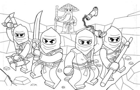 printable lego ninjago coloring pages lego coloring