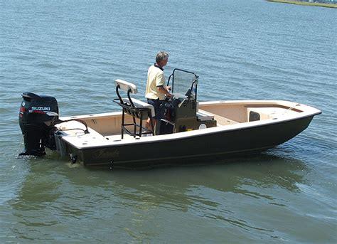 intruder boats intruder boat 198 05 handcrafted custom skiffs shallow
