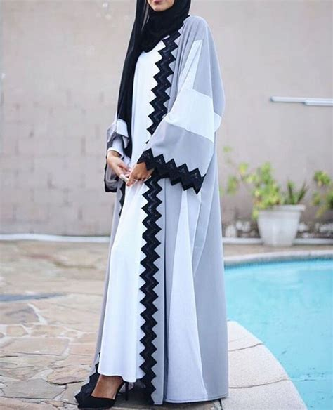 New Style of Abaya Designs 2017 & Gown Fashion for Women